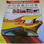 DeAGOSTINI Porsche Model Collection Magazine #27 Porsche 911 Carrera Cabriolet